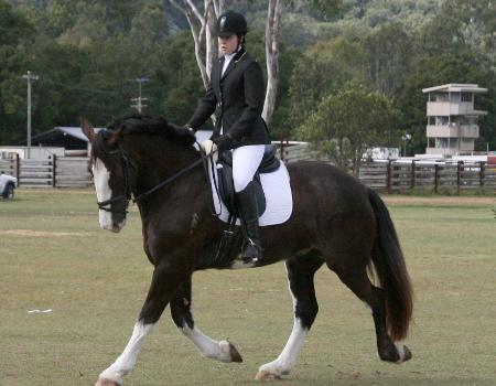 Emily Black Riding