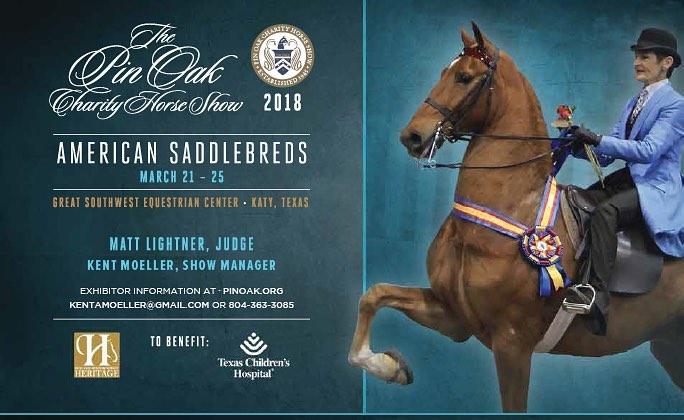 Pin Oak Charity Horse Fair